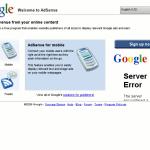 adsense-error