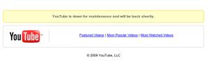youtube-maintenance
